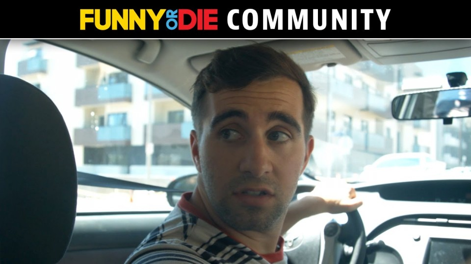 Alex J. Mann: Uber Driver (Taxi Driver Parody)