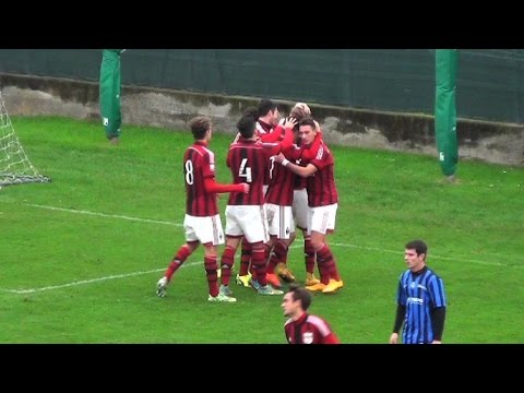 Atalanta-Milan 2-1 Highlights | AC Milan Youth Official