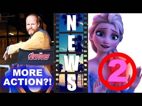 Avengers 2 reshoots for MORE ACTION! Frozen 2 NOT confirmed! – Beyond The Trailer