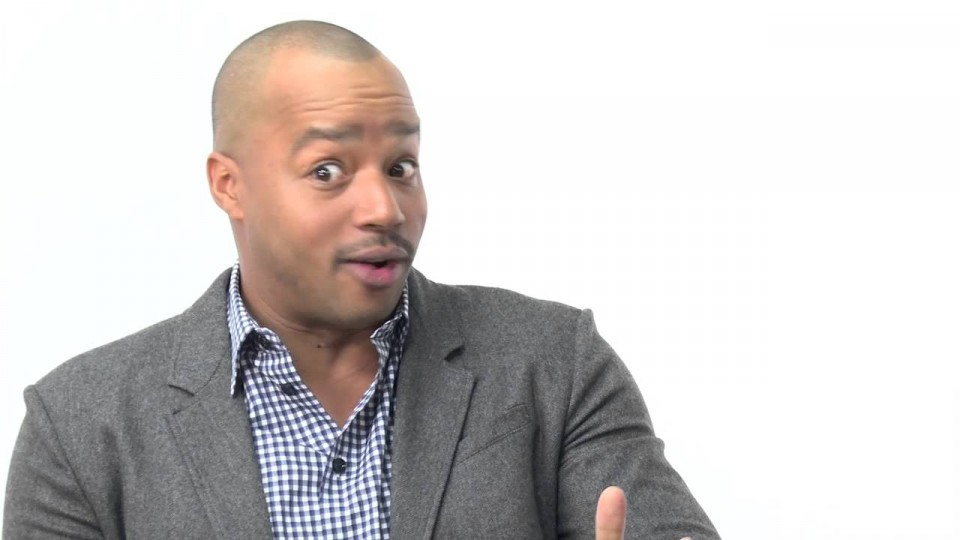 Baby #2 is on the Way! How Donald Faison Handles Daddy-to-Be Duties | PEOPLE Now
