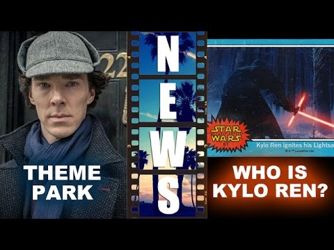 BBC Theme Park?! Who is Kylo Ren?! And Poe Dameron?! – Beyond The Trailer