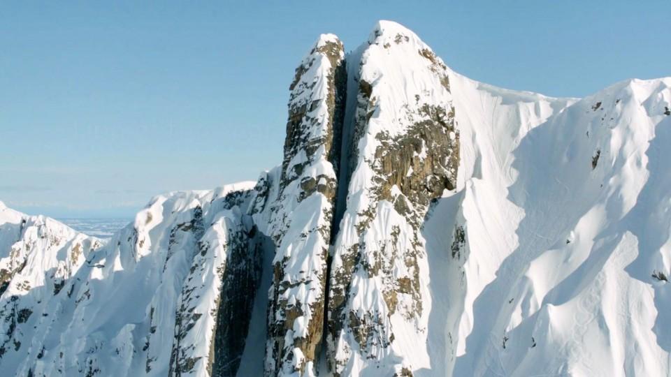 Best Ski Line of 2014 – Cody Townsend's Epic Chute