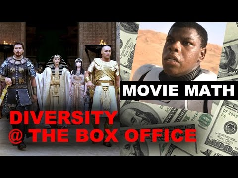 """Black Stormtrooper"" & Exodus Whitewashing at the Box Office – Beyond The Trailer"