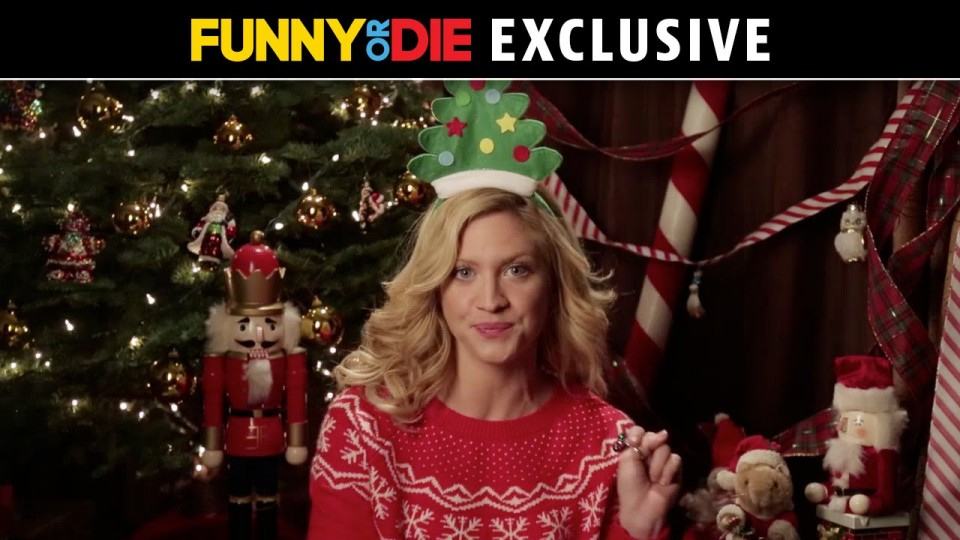 Christmas Carol Wars with Brittany Snow