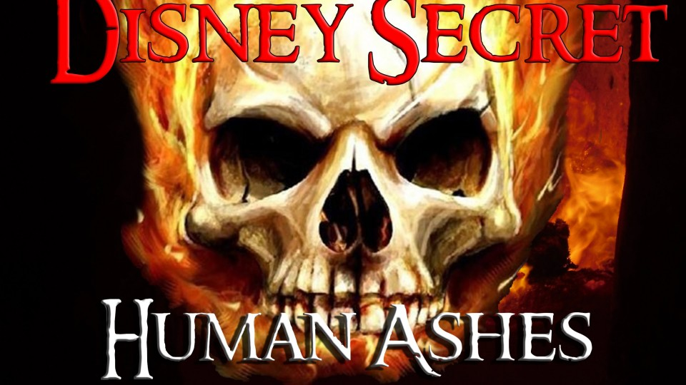 DISNEY dark SECRET! Human remains