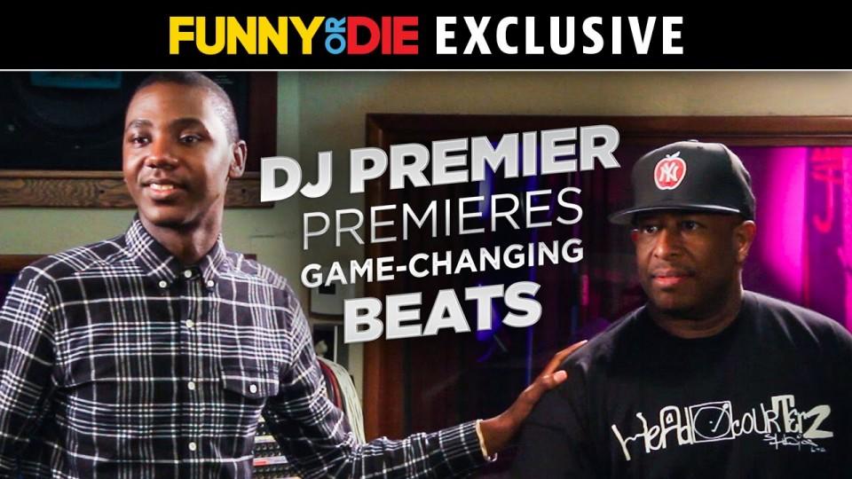 DJ Premier Premieres Game Changing Beats
