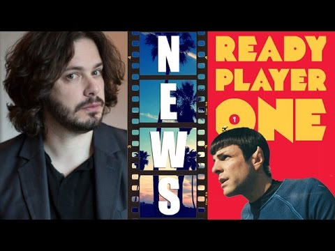 Edgar Wright post Ant-Man : Star Trek 3 2016 or Ready Player One movie? – Beyond The Trailer