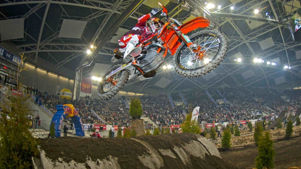 Gearing Up for the SuperEnduro FIM World Championship Series