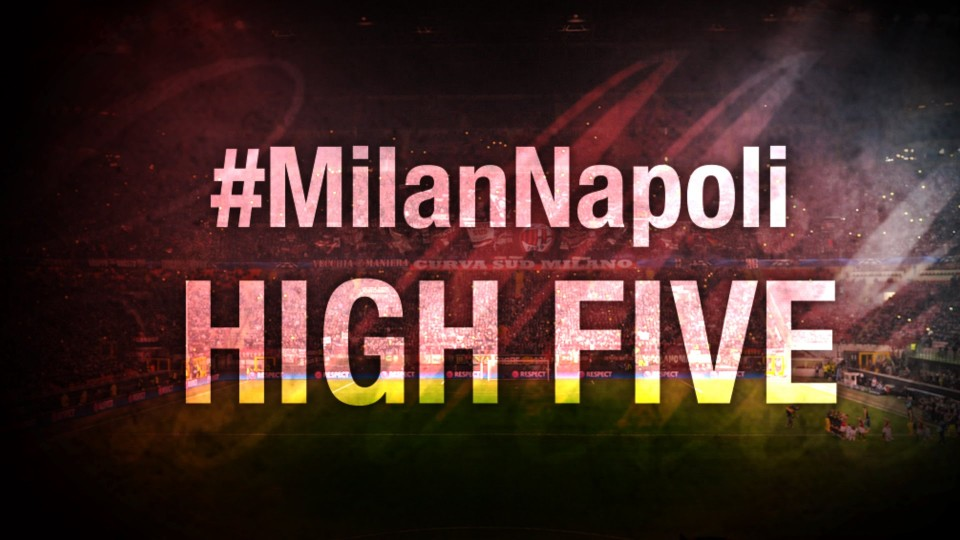 High Five #MilanNapoli | AC Milan Official