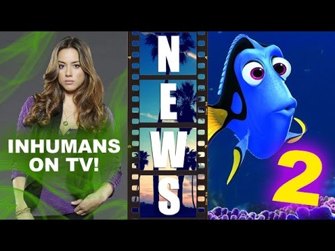 Inhumans on Agents of SHIELD, Finding Dory 2016 update – Beyond The Trailer