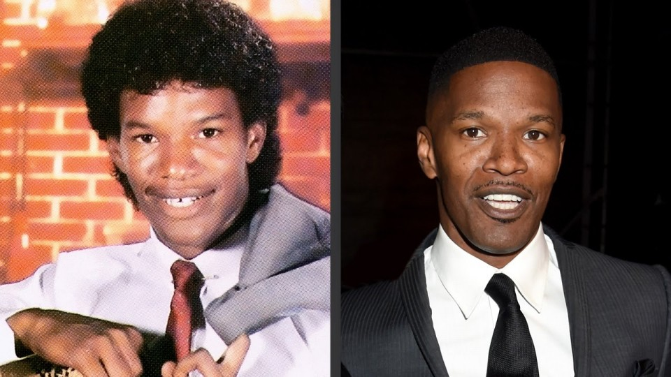 Jamie Foxx's Evolution of Looks | Time Machine | PEOPLE
