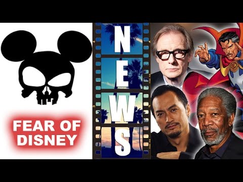 Kong Skull Island 2017, Kung Fu Panda 2016?! Dr Strange casts The Ancient One – Beyond The Trailer