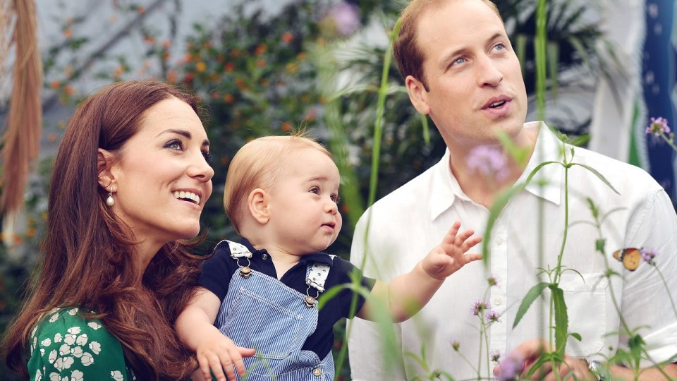 Meeting Beyonce & Jay Z, George's First Birthday – The Royals Had the Best Year | Flashback | PEOPLE