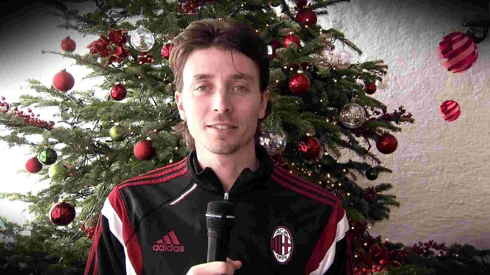 Merry Christmas and Happy New Year from AC Milan! | AC Milan Official