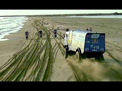 On track for Dakar 2015: The Gardians of the Dakar