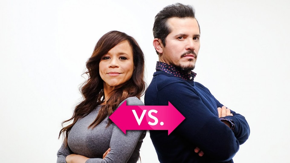 Rosie Perez & John Leguizamo Really Know Each Other! | Co-Star Challenge | PEOPLE