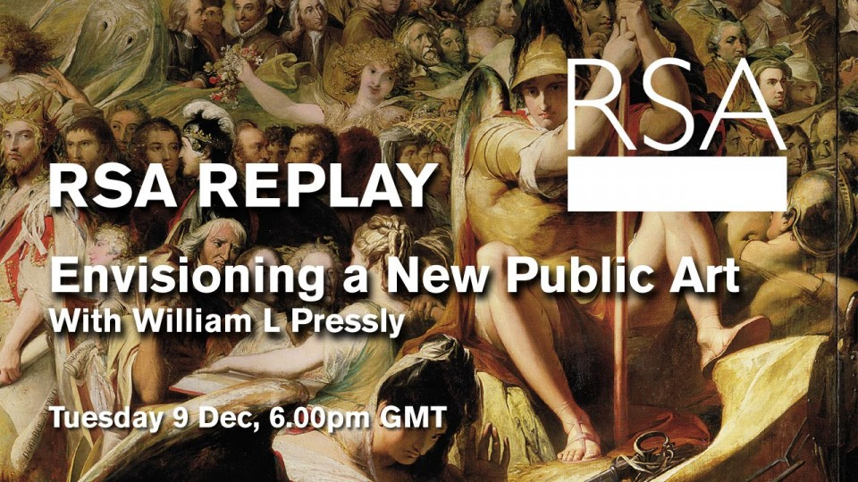RSA Replay: Envisioning a New Public Art
