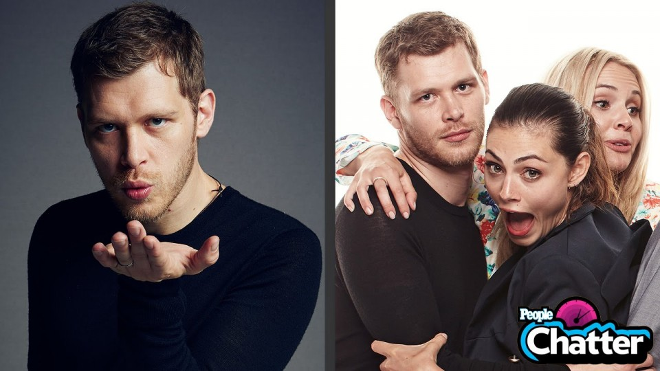 Sit Back and Listen to Joseph Morgan's Sexy Accent   Chatter   PEOPLE