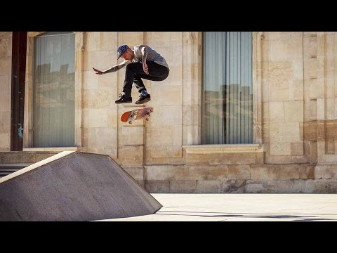 Spanish skate trip w/ the Route One crew