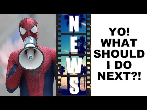Spider-Man : from Sony, to Marvel's Civil War movie, to firing Andrew Garfield! – Beyond The Trailer