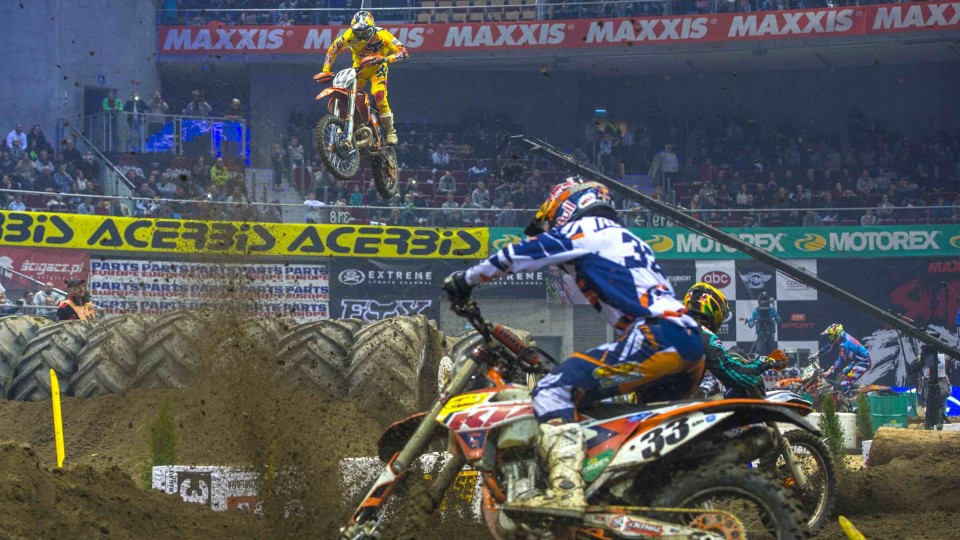 SuperEnduro Racing in Poland – FIM World Championship