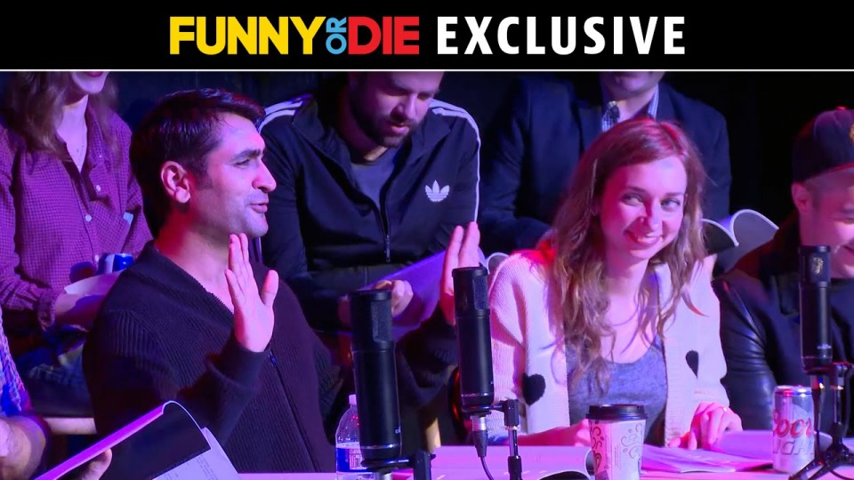 Teen Wolf Live Read with Kumail Nanjiani, Jonah Ray, And More