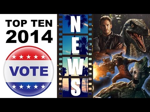 Top Ten Movies 2014 – VOTE NOW! Chris Pratt IS the new Harrison Ford! – Beyond The Trailer