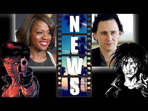 Viola Davis is Amanda Waller! Tom Hiddleston is Sandman? – Beyond The Trailer