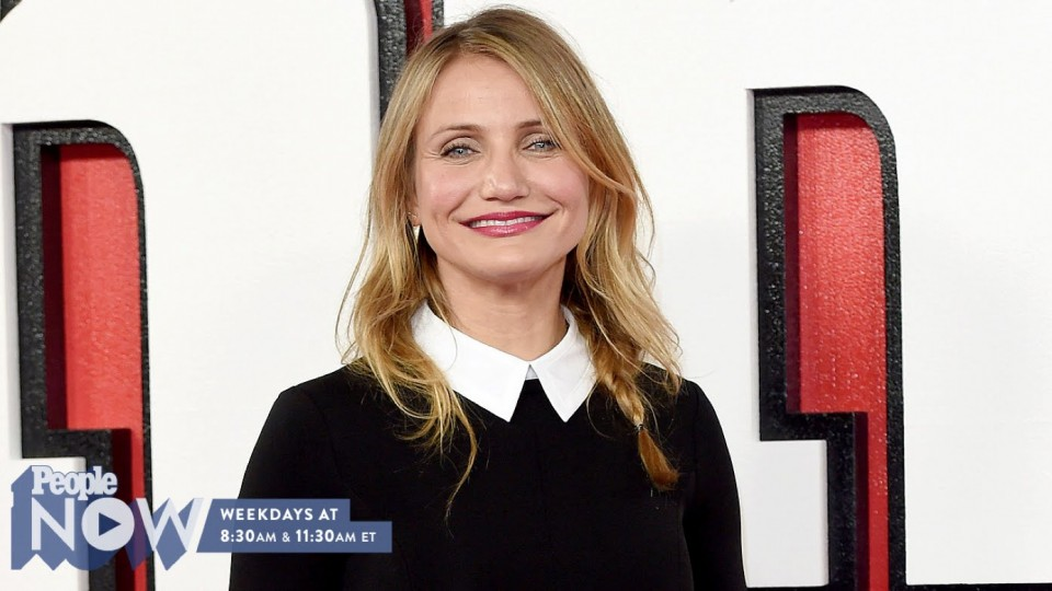 What Kind of Mom Would Cameron Diaz Be? | PEOPLE Now