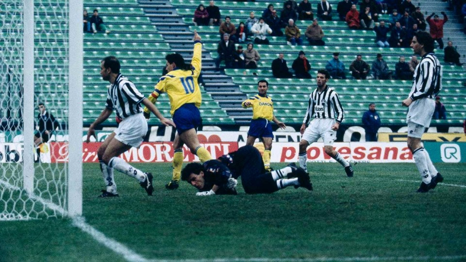 02/01/1994 – Serie A – Udinese-Juventus 0-3
