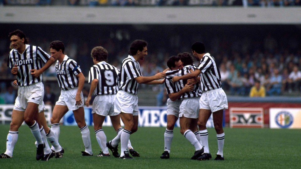 28/10/1990 – Serie A – Juventus-Inter 4-2