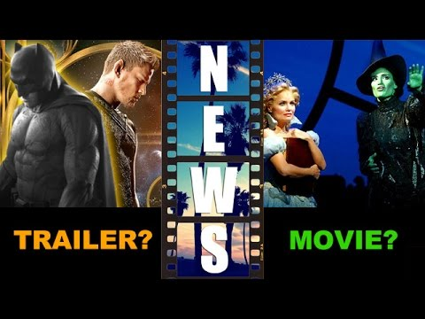 Batman v Superman with Jupiter Ascending?! Wicked Movie 2016?! – Beyond The Trailer