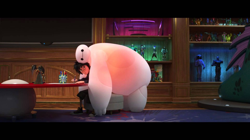 Baymax Celebrates National Hugging Day 2015 – Big Hero 6