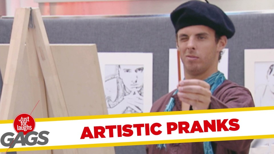 Best Artstic Pranks – Best of Just For Laughs Gags