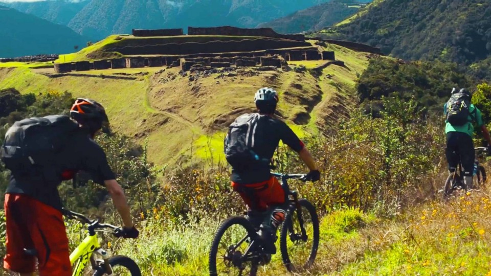 Chasing the Inca – SHORT FILM