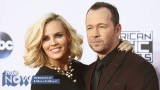 Donnie Wahlberg Says He And Jenny McCarthy 'Make Out Everywhere'  | PEOPLE Now