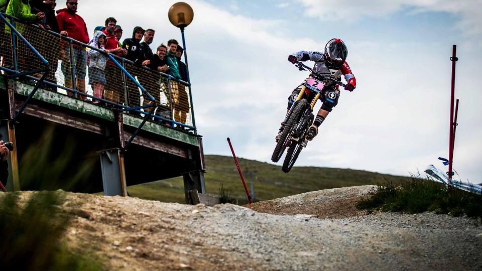 Downhill MTB in Scotland – UCI MTB World Cup 2014 Recap