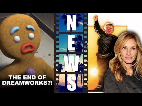 Dreamworks Animation Layoffs, Batkid movie with Julia Roberts! – Beyond The Trailer