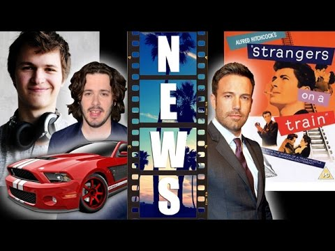 Edgar Wright & Ansel Elgort's Baby Driver! Ben Affleck's Strangers on a Train! – Beyond The Trailer