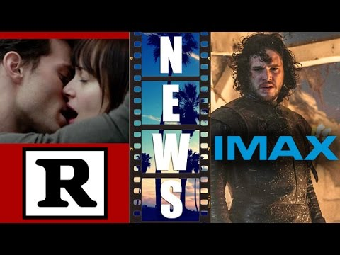 Fifty Shades of Grey rated R, Game of Thrones IMAX Movie! – Beyond The Trailer