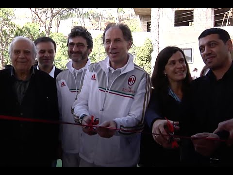 Fondazione Milan in Libano insieme all'UNHCR | AC MIlan Official