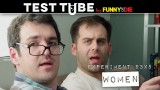 Funny Or Die Test Tube: Women