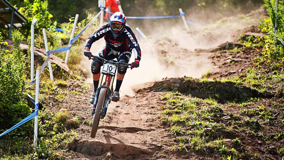 Gravity fueled DH Mountain Biking in Windham – UCI MTB World Cup 2014 Recap