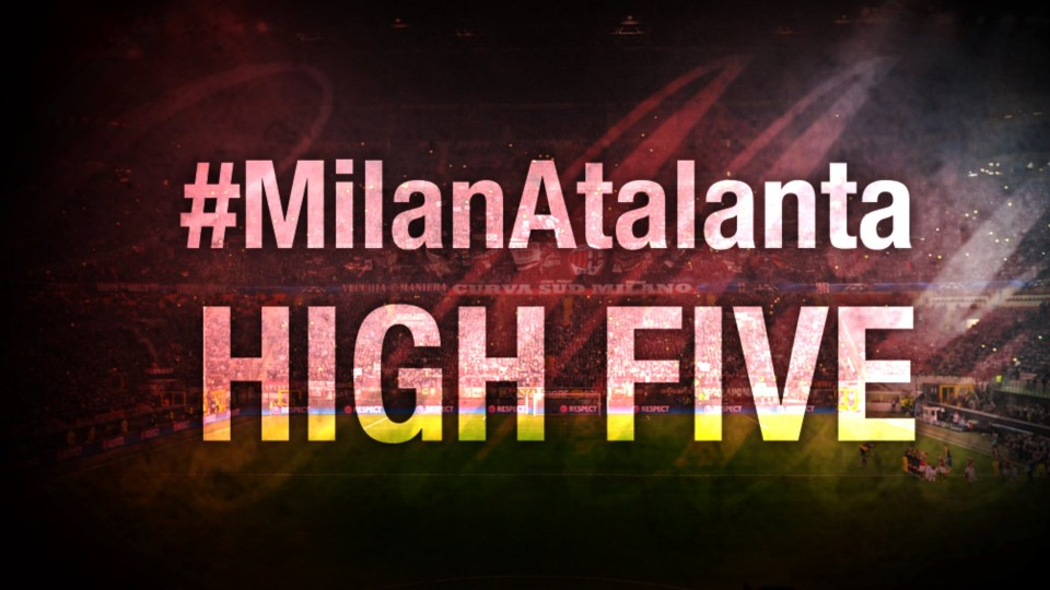 High Five #MilanAtalanta | AC Milan Official