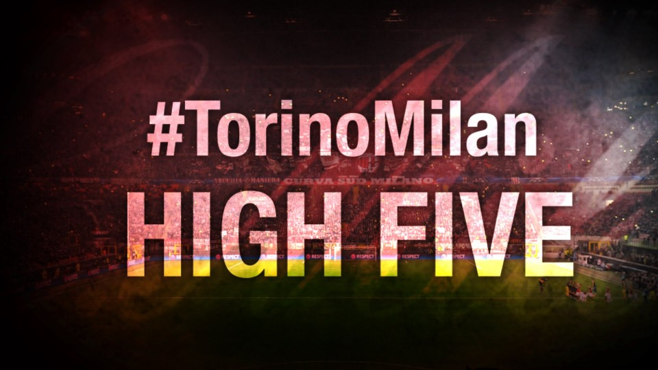 High Five #TorinoMilan | AC Milan Official