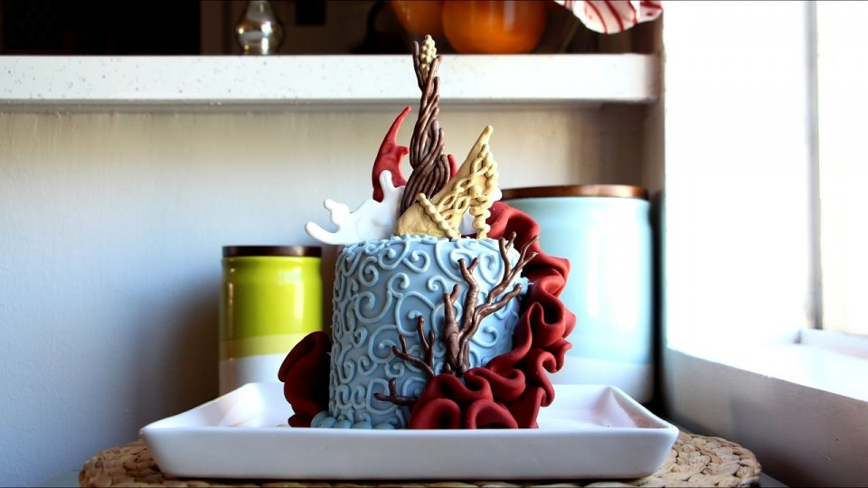 How to Create an Epic Into the Woods Cake | PEOPLE