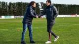 Il ct Conte  incontra la Juventus – Conte meets Juventus