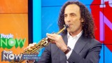 Jazz Legend Kenny G Performs His Latest Single 'Bossa Real'   PEOPLE Now