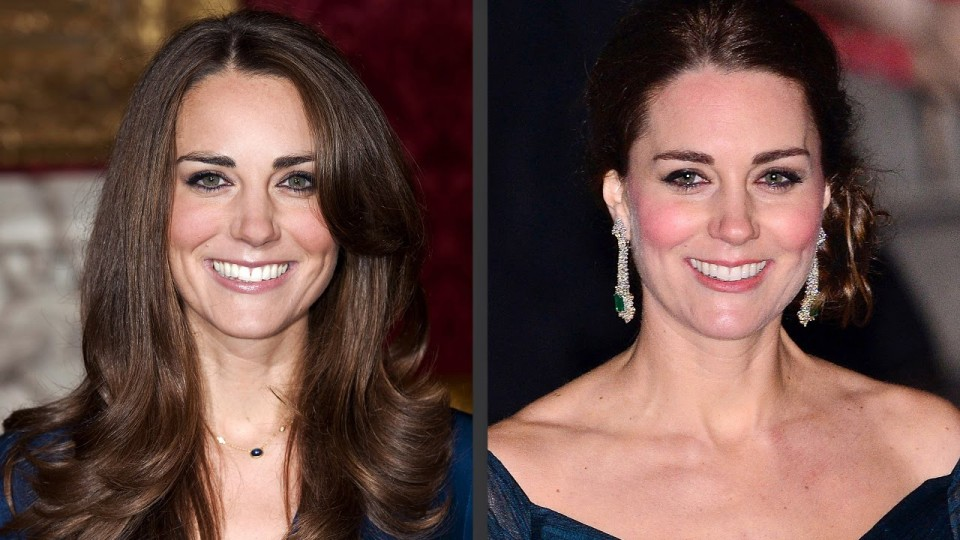 Kate Middleton's Evolution of Looks | Time Machine | PEOPLE