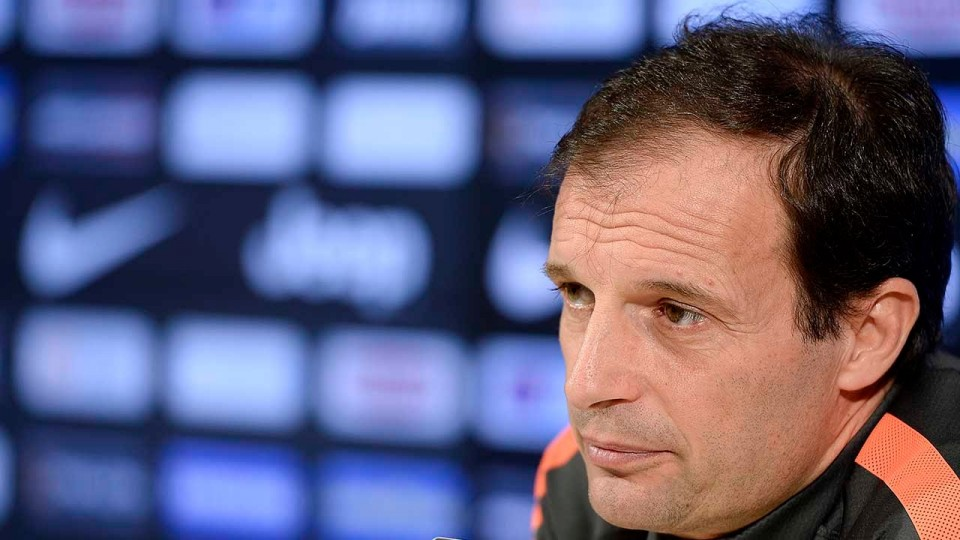 La conferenza di Allegri prima di Napoli-Juventus – Allegri's pre-match Napoli press conference